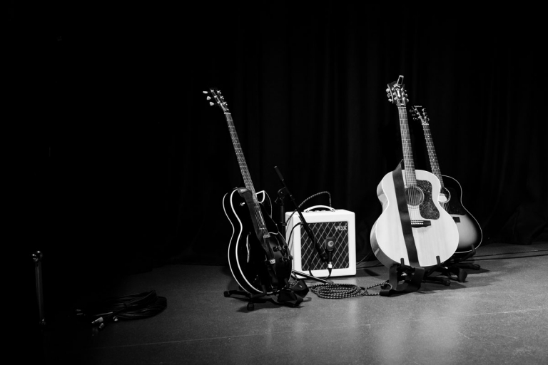 The Dodge Brothers performance at the Metronome in Nottingham